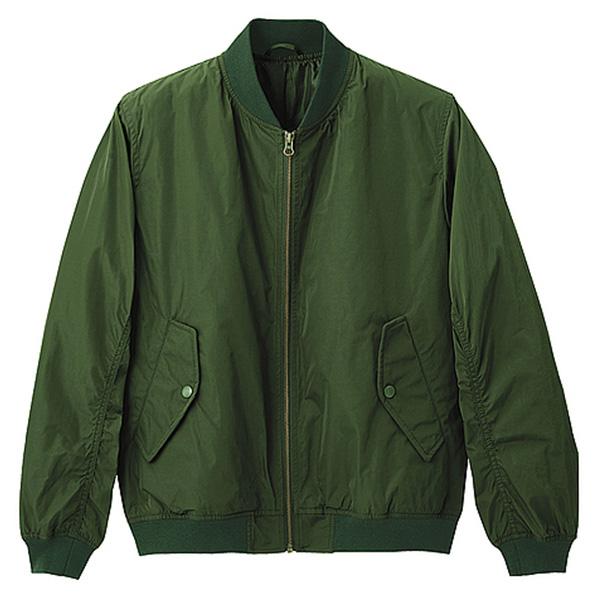 【EST O】Uniqlo × G.U. Gu [271253] 空軍ma-1 飛行夾克 外套 軍綠 G0303
