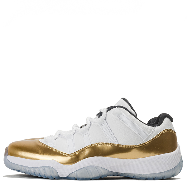 【EST O】Nike Air Jordan 11 Retro Low Aj11 528895-103 白金漆皮冰底 奧運 G0905