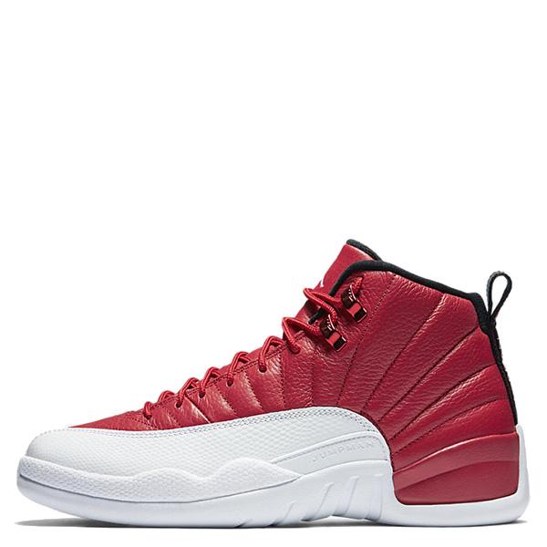 【EST】Nike Air Jordan 12 Retro Gym Red 130690-600 復刻 籃球鞋 男鞋 白紅 [NI-4415-069] G0707
