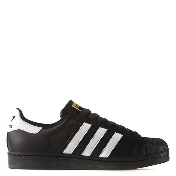 【EST S】Adidas Originals Superstar B27140 黑白金標 貝殼頭 G1111
