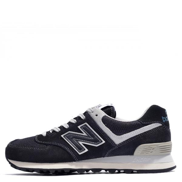 【EST S】New Balance ML574FBG 麂皮 奶油底 網布 復古 慢跑鞋 男鞋 黑 G1018