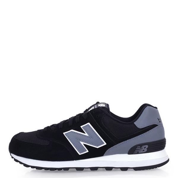 【EST S】New Balance ML574CNA 574 麂皮 復古 慢跑鞋 黑 男鞋 H0112