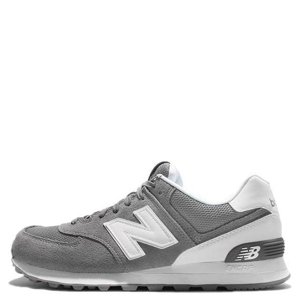 【EST S】New Balance ML574CNX 574 麂皮 復古 慢跑鞋 灰 男鞋 H0112