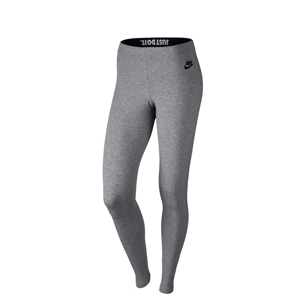 【EST S】Nike Leg-A-See Just Do It 726086-092 內搭 緊身褲 女款 灰 G1119