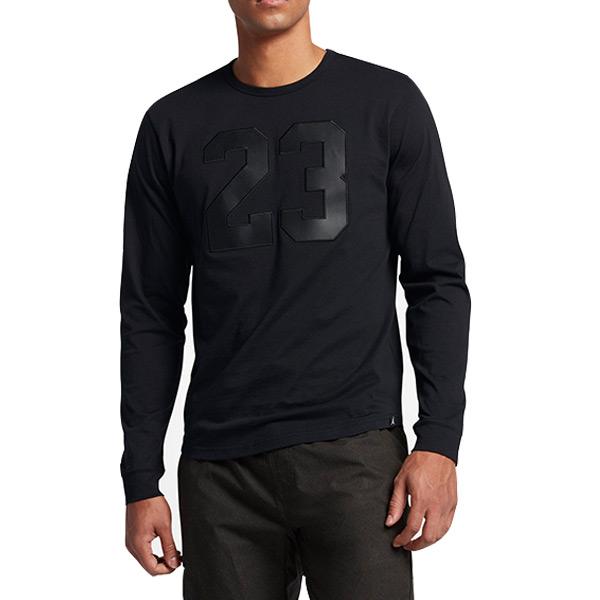 【EST S】Nike Jordan LS Tee 833925-010 運動 長袖 T恤 黑  G1223
