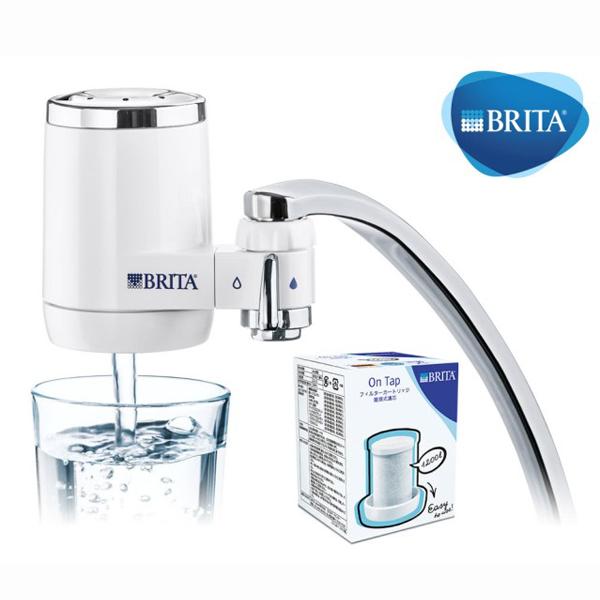 BRITA ON TAP龍頭式濾水器