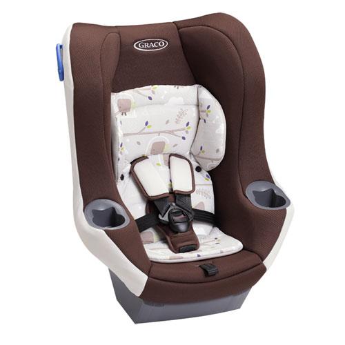【悅兒樂婦幼用品?】Graco 0-4歲前後向嬰幼兒汽車安全座椅 MYRIDE?-森林花園