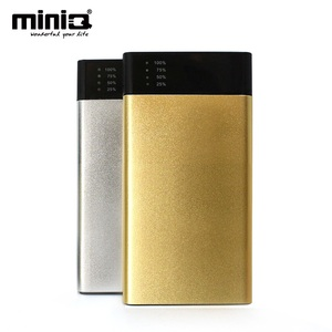 miniQ 21000Amh 超大容量雙輸出 行動電源 (MDBP-033)