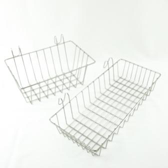 【珍昕】 皇家不鏽鋼吊籃(2款) / 廚房浴室居家收納架
