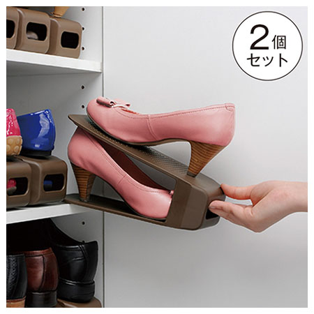 收納鞋架 FIT 2入