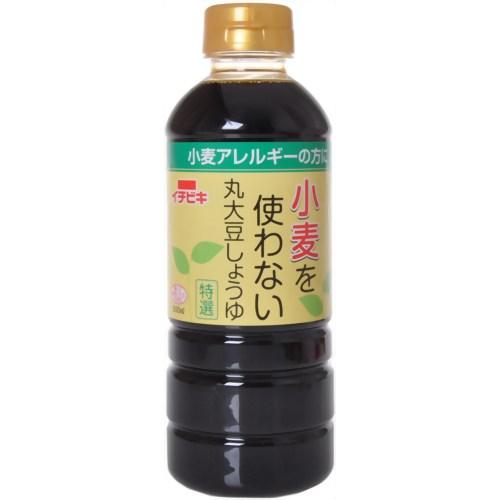 ICHIBIKI 丸大豆醬油