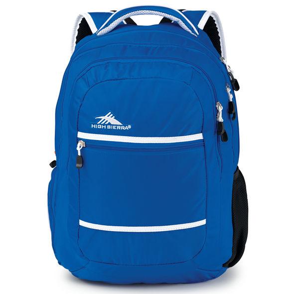 HIGH SIERRA美國戶外運動用品-時尚休閑背包-大容量男女運動雙肩背包-新秀麗Samsonite副牌 - 深藍-禾雅