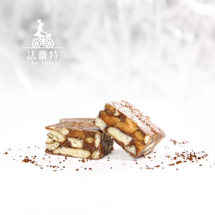 下午茶最適時尚甜點 // 來自藍帶的手藝★法蕾特 Le Fait Patisserie ★ 法式千層牛奶派-比利時巧克力