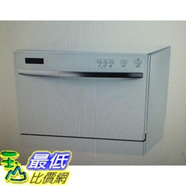 [COSCO代購 如果沒搶到鄭重道歉] Frigidaire 富及第 6 人份桌上型洗碗機 FDW-5003T W98792
