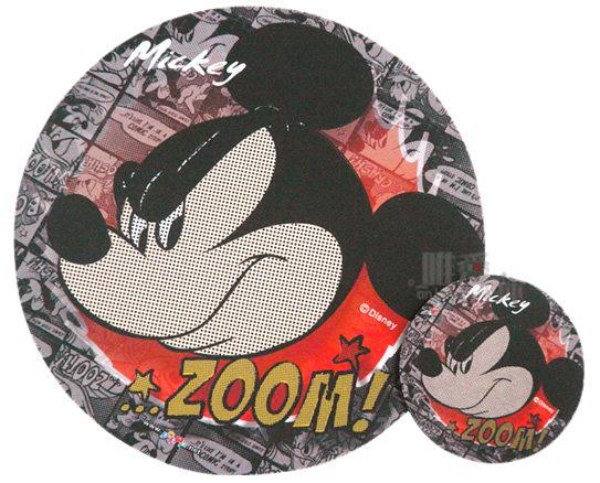 ~*唯愛日本*~A 11120900003 高彈性子母型滑鼠墊-漫畫迪士尼米老鼠 米奇 鼠標墊 杯墊 精准定位