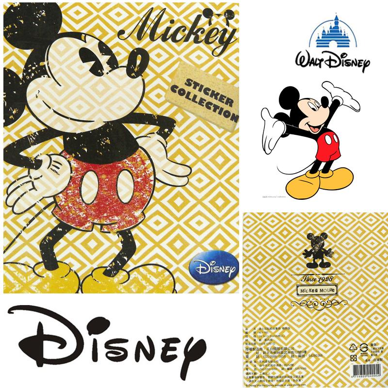 【唯愛日本】15011700012 精裝收集冊-米奇 迪士尼 米老鼠米奇 米妮 卡片本 正品