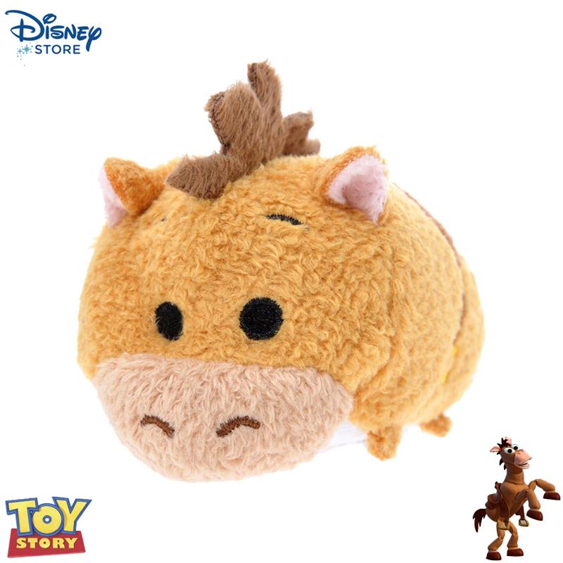 【真愛日本】15030700012 限定DN茲姆茲姆娃S-紅心 迪士尼 玩具總動員 TOY 娃娃 玩偶 手機擦 正品 限量 預購