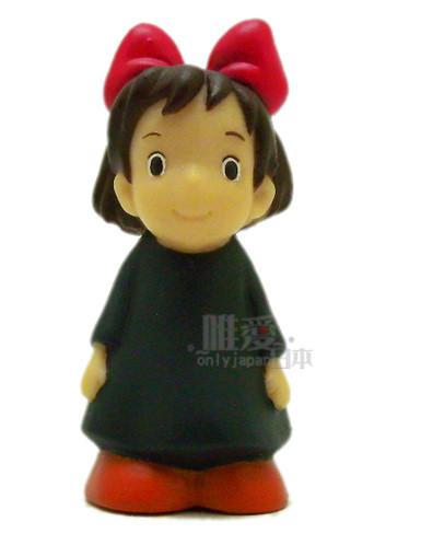 【真愛日本】12022100002 指套娃娃-琪琪 魔女宅急便 黑貓 奇奇貓 日貨
