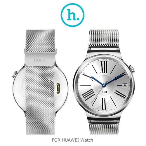 【愛瘋潮】hoco HUAWEI Watch 格朗錶帶米蘭尼斯款 ( 22mm 錶扣均適用)