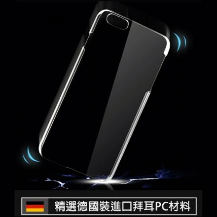 100% MIT台灣製iPhone 6 Plus/6s Plus 5.5吋薄透PC手機殼/保護套