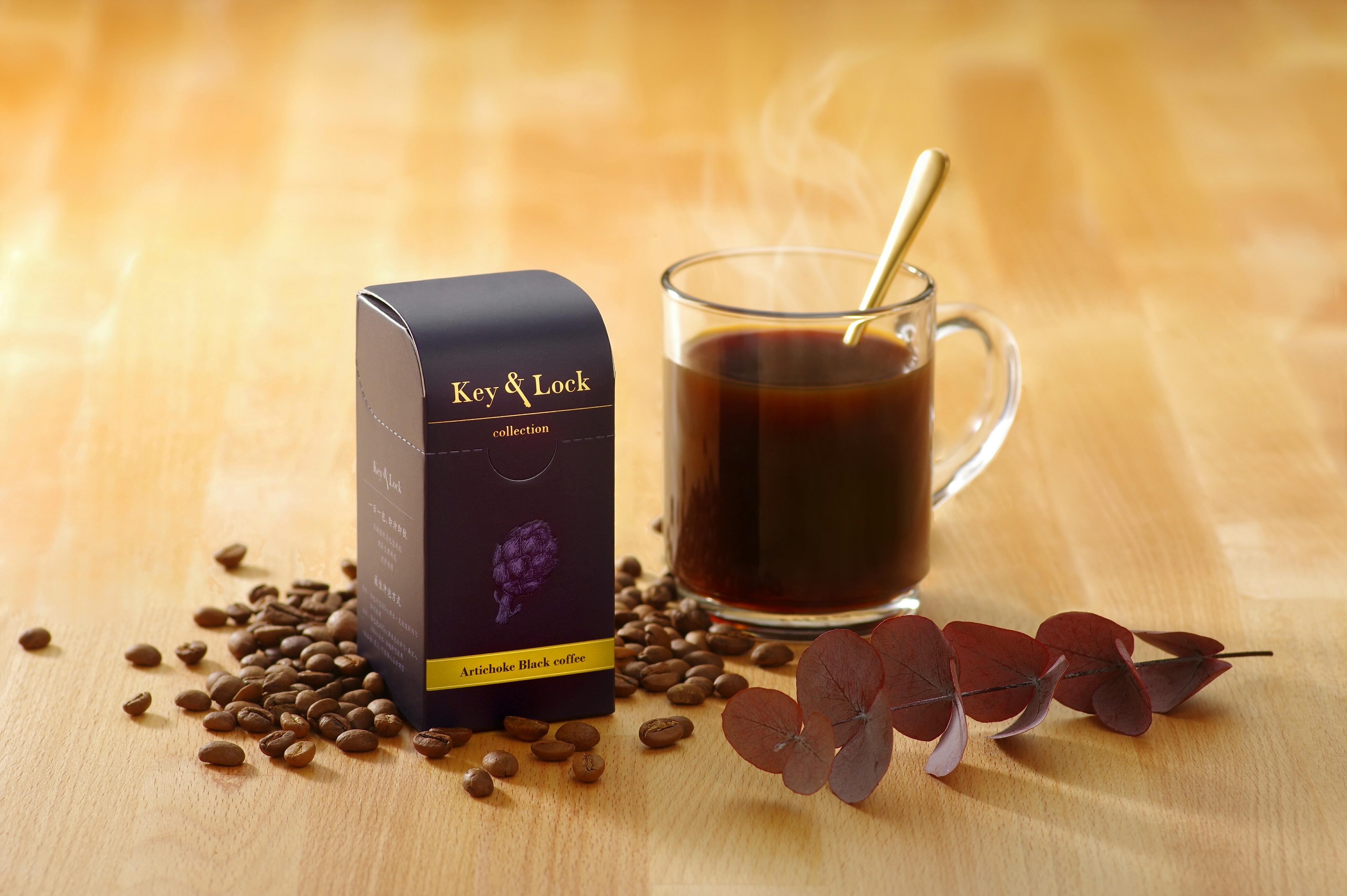 朝鮮薊黑咖啡(Key&Lock)  Artichoke Black coffee