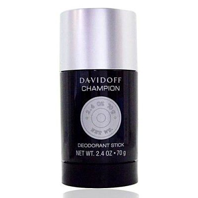 香水1986☆ Davidoff Champion 王者風範男性體香膏 75g