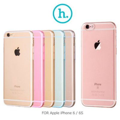 HOCO APPLE IPHONE 6 4.7吋 輕系列 TPU軟套/手機套/透光/手機殼/保護套/輕薄【馬尼行動通訊】