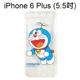 哆啦A夢透明軟殼 [竹蜻蜓] iPhone 6 Plus / 6S Plus (5.5吋) 小叮噹【正版授權】