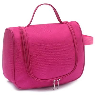化妝包 隨身收納包-大空間多隔層方便收納女防水袋5色73d5【獨家進口】【米蘭精品】