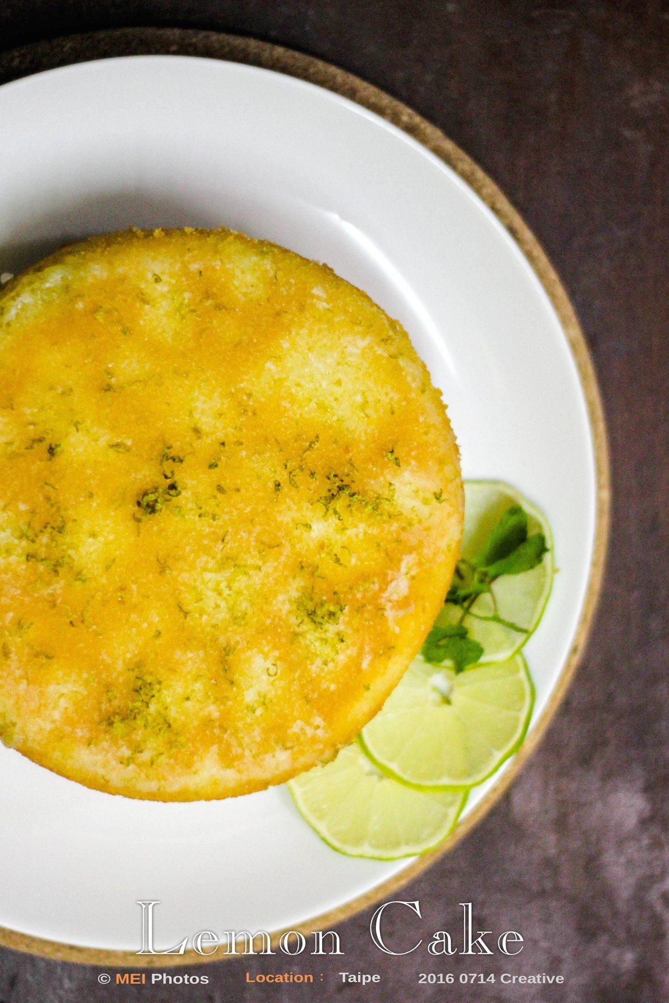 12分之一手作烘焙【老奶奶檸檬蛋糕 - 6吋】11月我與檸檬有約 9折優惠中!!!來自法國-蒙頓小鎮 檸檬嘉年華的鄉間美味手作蛋糕