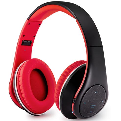 【迪特軍3C】E-books S12 藍芽無線摺疊耳機麥克風