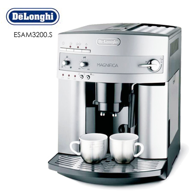 《Delonghi》MAGNIFICA ESAM3200.S 全自動咖啡機