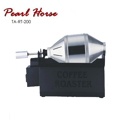 《PEARL HORSE》小鋼砲電動咖啡豆烘焙機 TA-RT-200