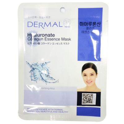 韓國 DERMAL 玻尿酸高保濕面膜 K341