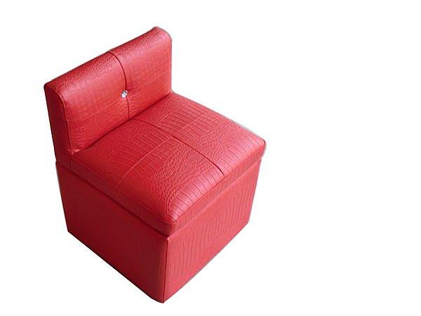 【尚品傢俱】740-10 仿鱷魚皮紋有背造型椅,收納椅,輔助椅,穿鞋椅,小腳椅,掀蓋椅~