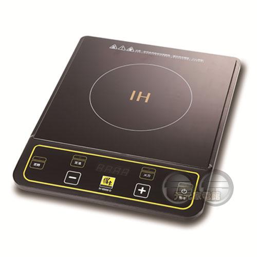 鍋寶微電腦電磁爐IH-8966-D