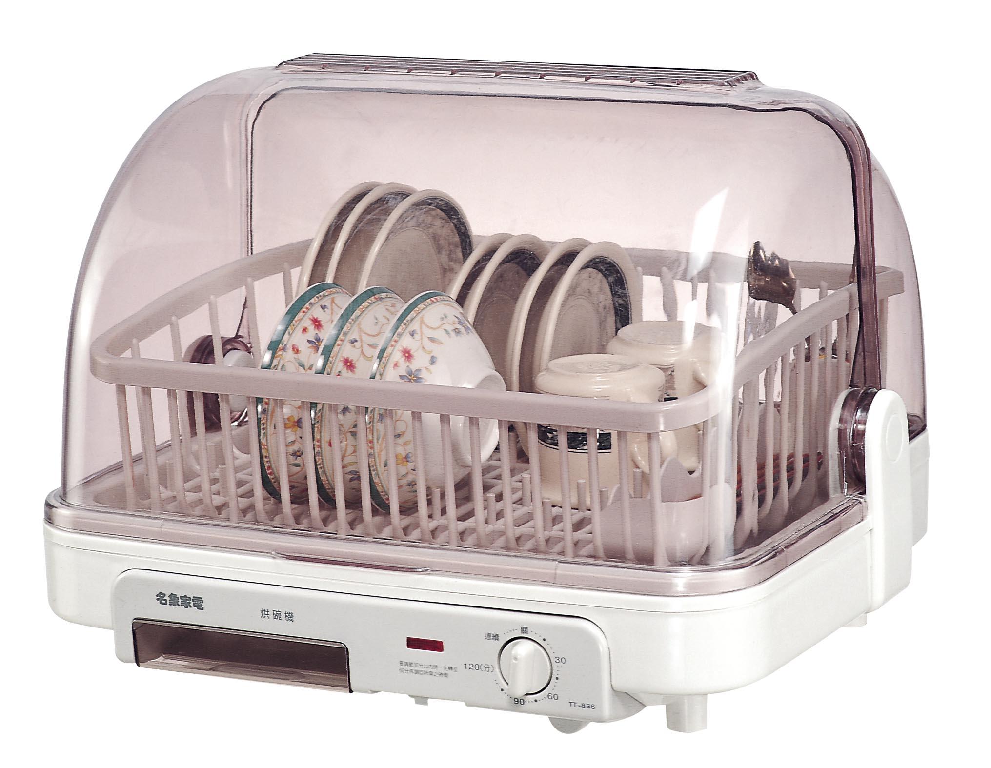 名象烘碗機(溫風循環式)TT-886