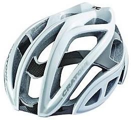 【7號公園自行車】德國 CRATONI TERRON 頂級公路車安全帽(白)