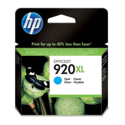【OKIN】HP 原廠藍色墨水匣 CD972A 920XL 印表機耗材 噴墨印表機
