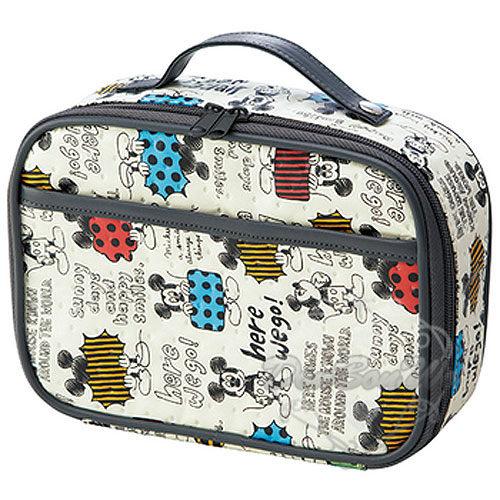 迪士尼米奇尿布袋收納袋手提袋不織布漫畫風250675通販部