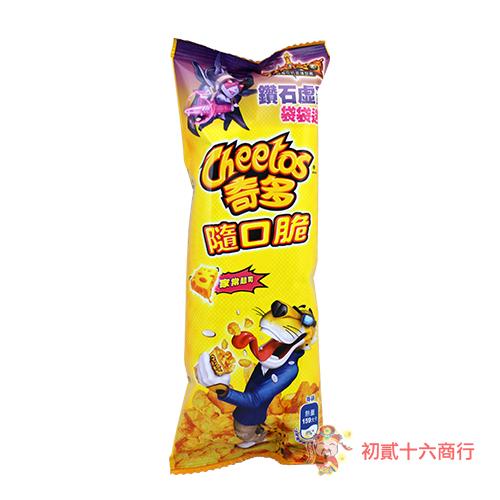【0216零食會社】奇多隨口脆玉米捲-家常起司