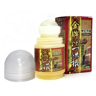 【林園 嵩禾園】金牌 金門一條根 精油滾珠凝露 40ml / 瓶