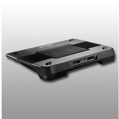 *╯新風尚潮流╭*JETART 效能型筆電散熱器 內建4-Port USB Hub 14吋 - 19吋 適用 NP9880