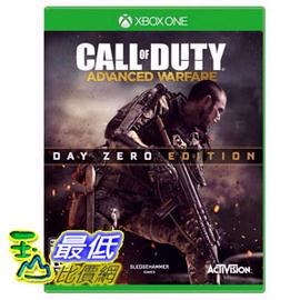 (現金價) XBOX ONE Call of Duty 決勝時刻 先進戰爭 亞版 英文版 BA2 $1439