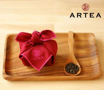ARTEA【紅蜜香烏龍茶】熟果焦糖紅茶香(手採手製紅茶製法50g)ARTEA 千合趣