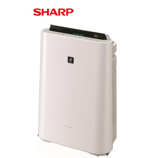 有現貨 SHARP夏普 清淨機 KC-JD50T-W日本進口12坪自動除菌離子 熱線07-7428010