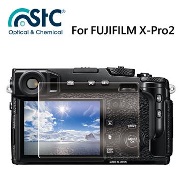 【STC】For FUJIFILM X-Pro2 - 9H鋼化玻璃保護貼
