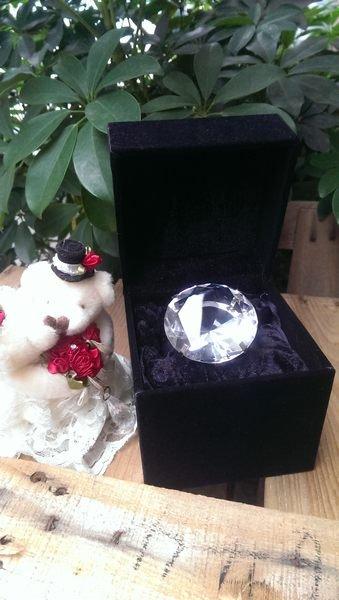 求婚情人節禮物 750克拉鑽石戒指/個 ht-0109