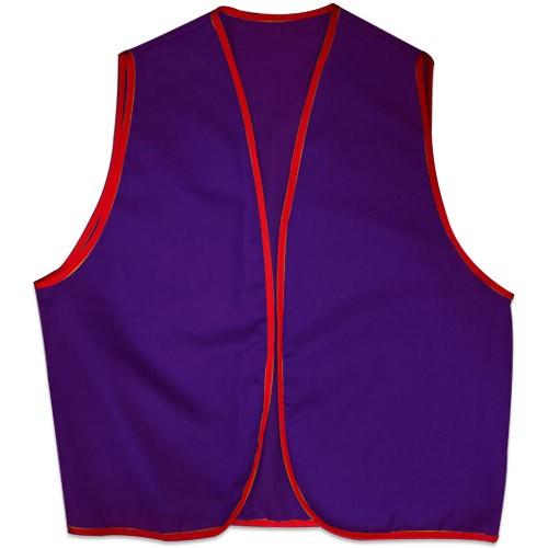 (25入) 志工背心-紫 S1-100-031 HFPWP