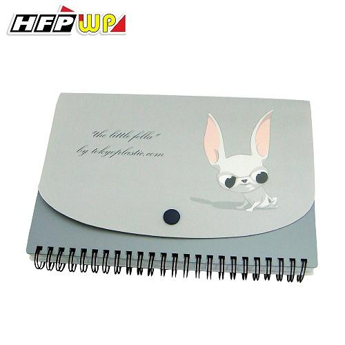 名師設計精品 the little fella A5手札 TPNA5 HFPWP